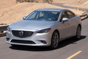 Mazda6 del 2016: prueba de 5,000 millas