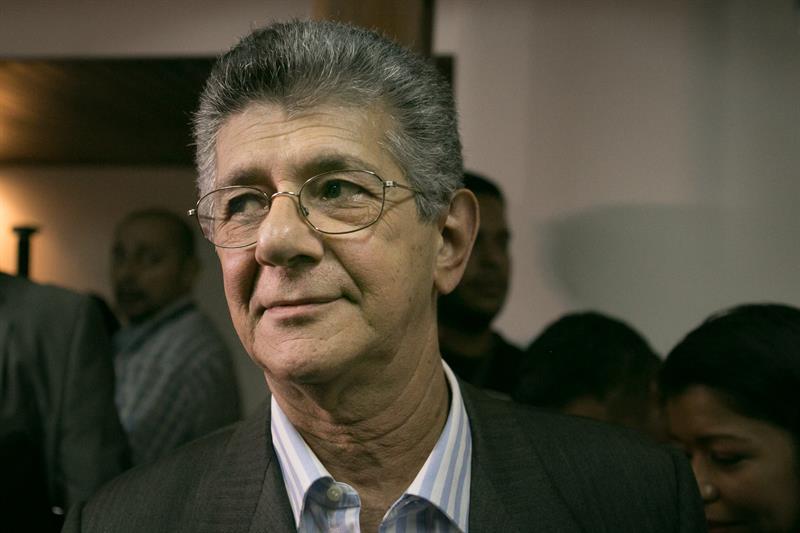 Venezuela: oposición elige a Henry Ramos para presidir Asamblea Nacional