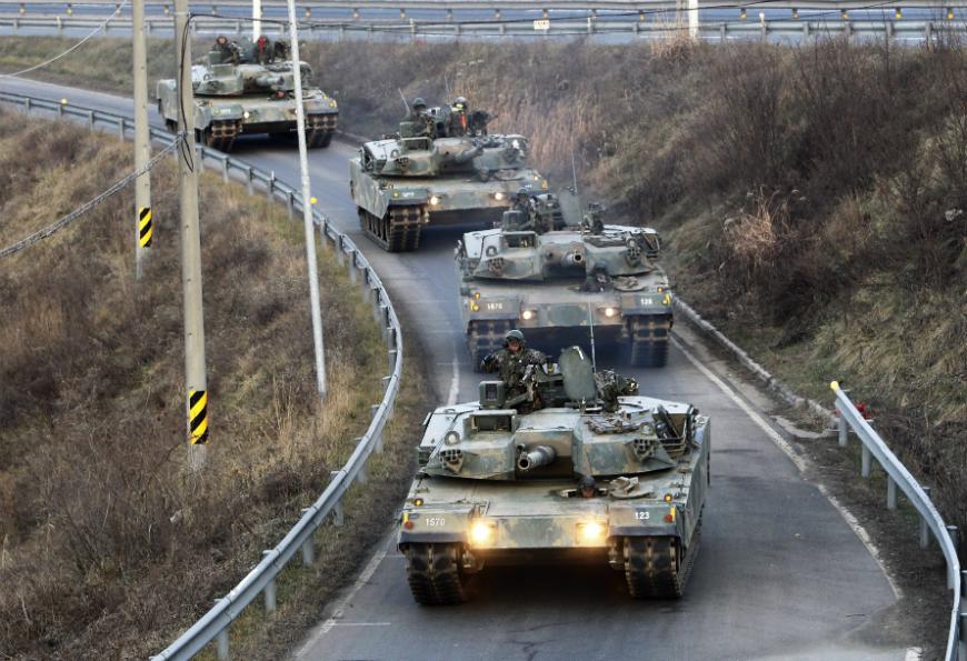 Se agudiza la tensión entre las dos Coreas tras el ensayo atómico
