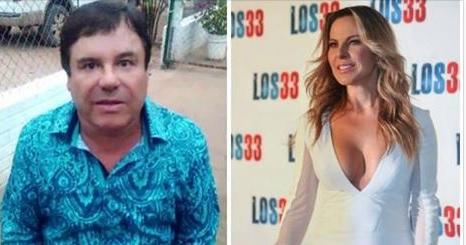 """""""Te cuidaré más que a mis ojos"""", dice """"El Chapo"""" a Kate; revelan conversaciones"""