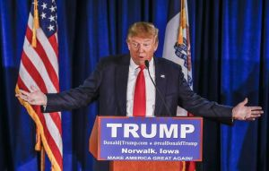 Trump nominado… ¡para el Premio Nobel de la Paz!