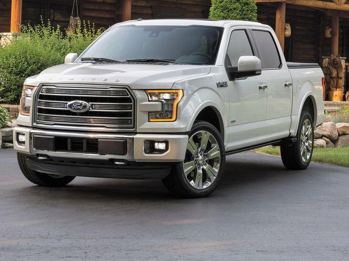 Los 10 vehículos más vendidos del 2015