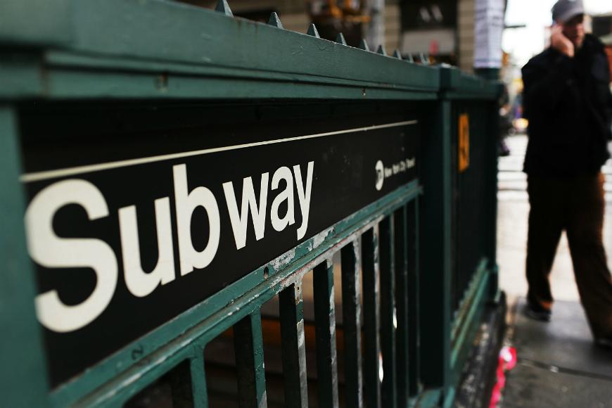 Conoce si estás infectado con VIH antes de subirte al Subway