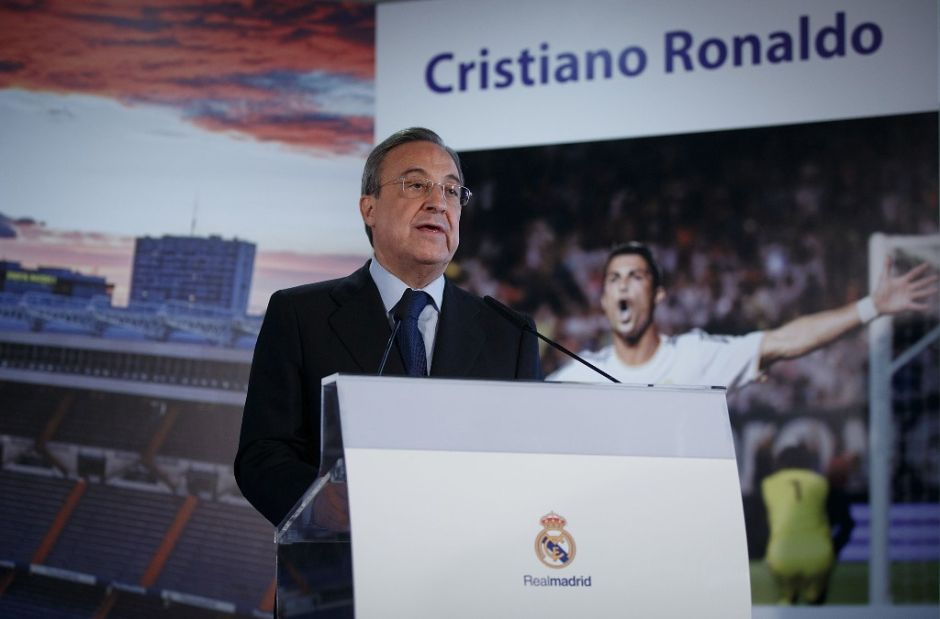 No importan los elogios de Zidane, Florentino quiere a Cristiano Ronaldo fuera del Real Madrid
