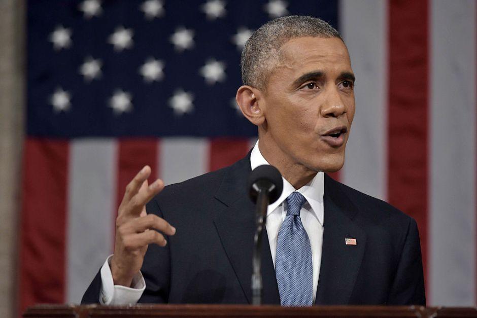 Obama pide mantener optimismo durante su último discurso en Congreso