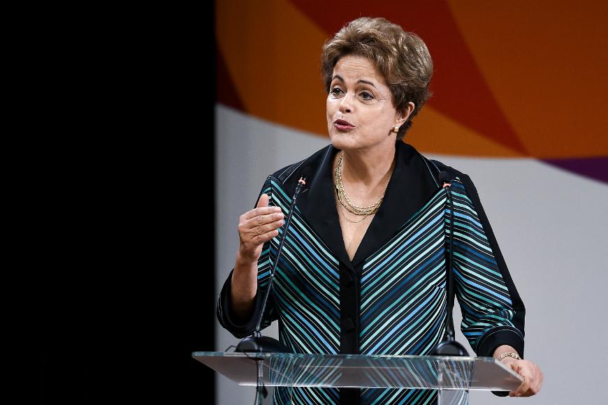 Rousseff insta a las mujeres a denunciar las agresiones de sus parejas