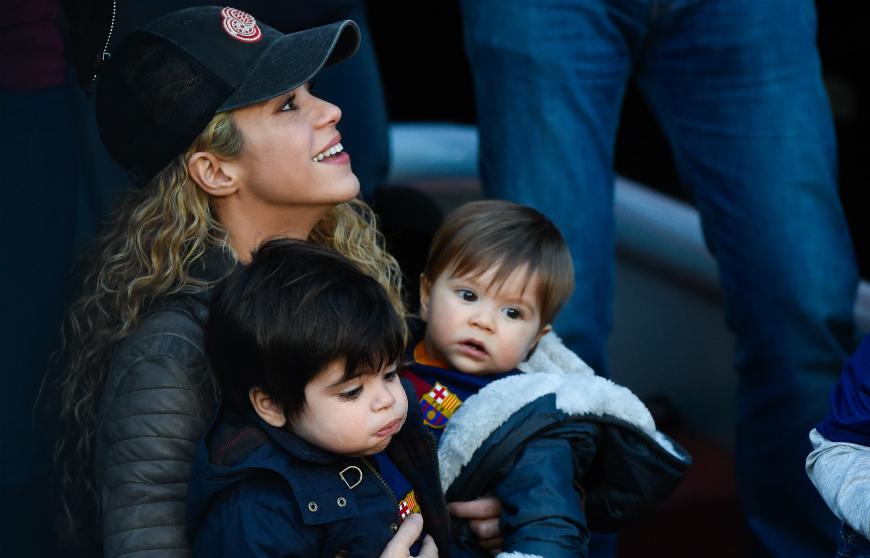 Por el momento ni Shakira o su pareja han confirmado o desmentido los rumores.