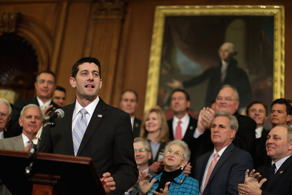 "Congreso aprueba ley que anula ""Obamacare"", abriendo primera batalla política de 2016"