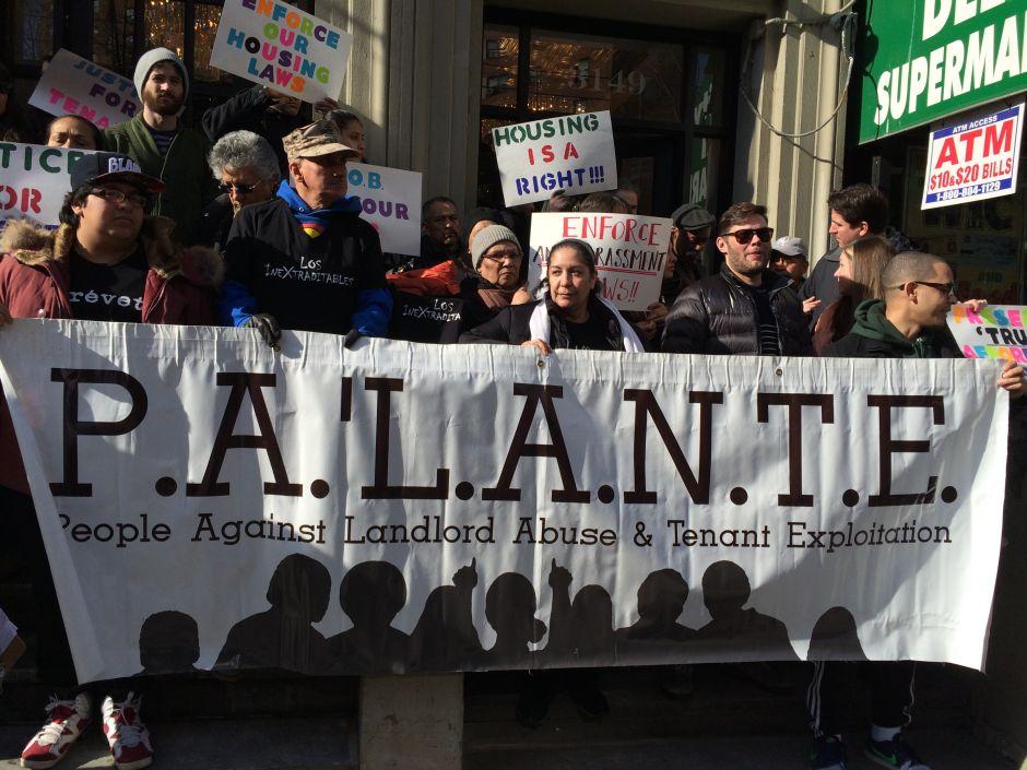 Inquilinos y funcionarios exponen abuso de casero en Harlem