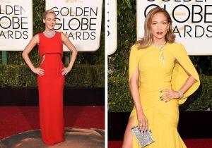 Los famosos sorprenden en la alfombra de los Golden Globes 2016 (fotos)