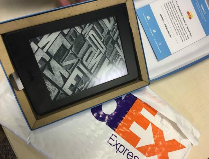 FedEx entrega por error un tumor humano en lugar de un Kindle