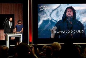 """""""The Revenant"""", máxima favorita a los Óscar con 12 nominaciones"""