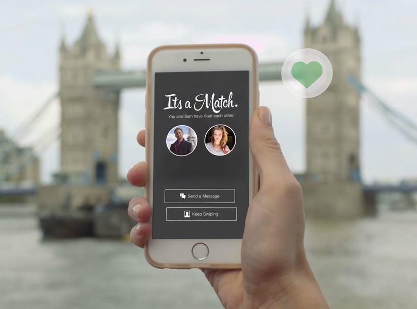 Aumentan las denuncias vinculadas a Tinder en el Reino Unido