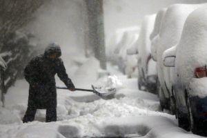 Hallan anciana congelada dentro de un auto en Nueva Jersey