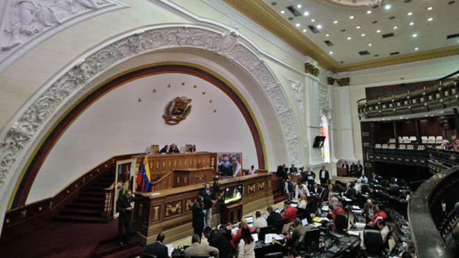 """Venezuela: Tribunal Supremo declara """"en desacato"""" a la Asamblea Nacional"""