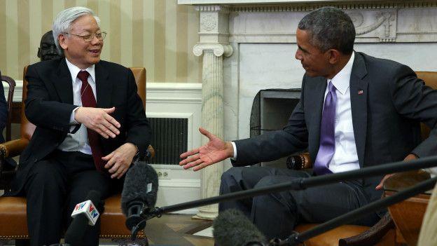 Era su antiguo enemigo; ahora EEUU le vende armas a Vietnam