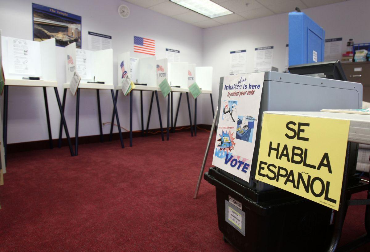 Las restricciones al voto en 19 estados afectan a los electores latinos.