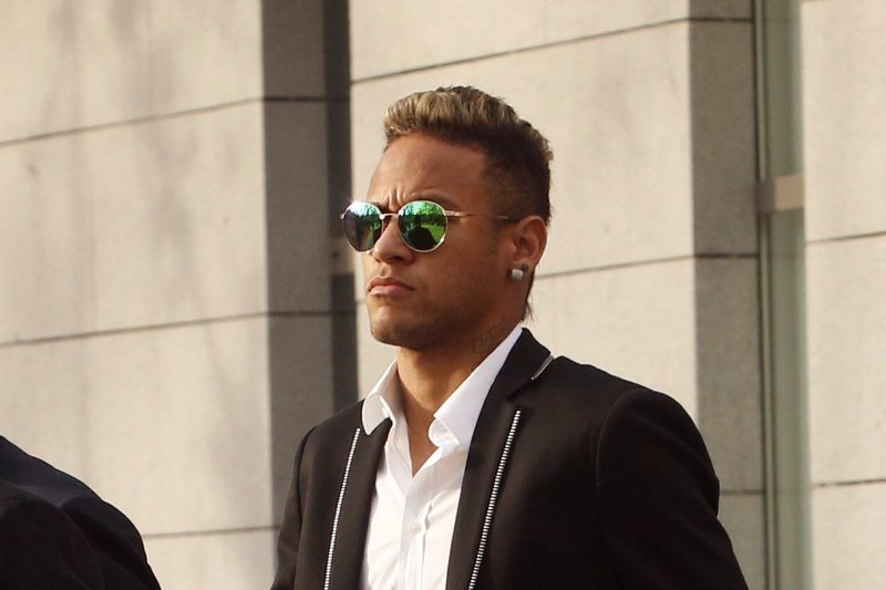 Neymar sale sin mancha de los procesos legales en su contra.