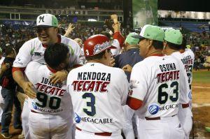México es campeón induscutible de la Serie del Caribe