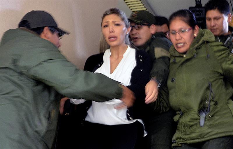 Fiscalía sostiene que se falsificó la partida de nacimiento del supuesto hijo de Evo Morales