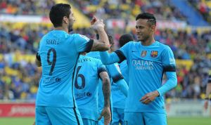 Barcelona ya le saca 10 puntos al Real Madrid