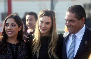 Belinda envuelta en otro escándalo en evento del Papa Francisco (fotos)