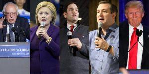 Posturas de los candidatos presidenciales sobre Puerto Rico