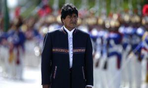 Evo Morales pretende expulsar a representante de la Embajada de EE.UU.
