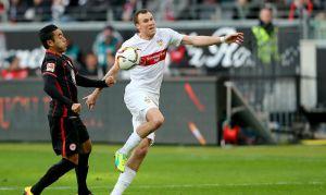 Marco Fabián fue titular en la goleada al Frankfurt