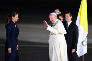 El Papa regresa al Vaticano tras su visita a México