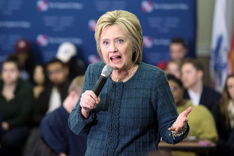 Publican hoy últimos correos electrónicos de Clinton cuando fue Secretaria de Estado
