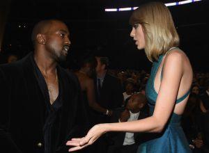 ¡Es la guerra! Kanye West insulta a Taylor Swift en su nueva canción