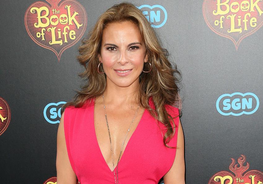 Kate del Castillo impugna negativa contra supuestas filtraciones de la PGR