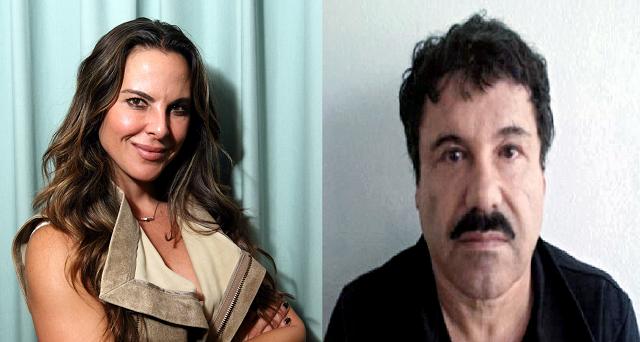 """Kate del Castillo dice desconocer el estado de """"El Chapo"""" en cárcel de Nueva York"""