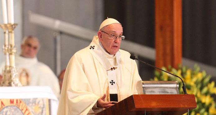 Los 5 momentos más importantes del papa Francisco a México