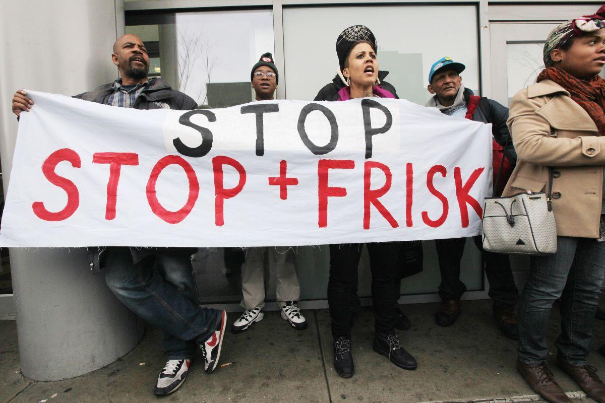 Continúa el stop and frisk de negros y latinos en NYC