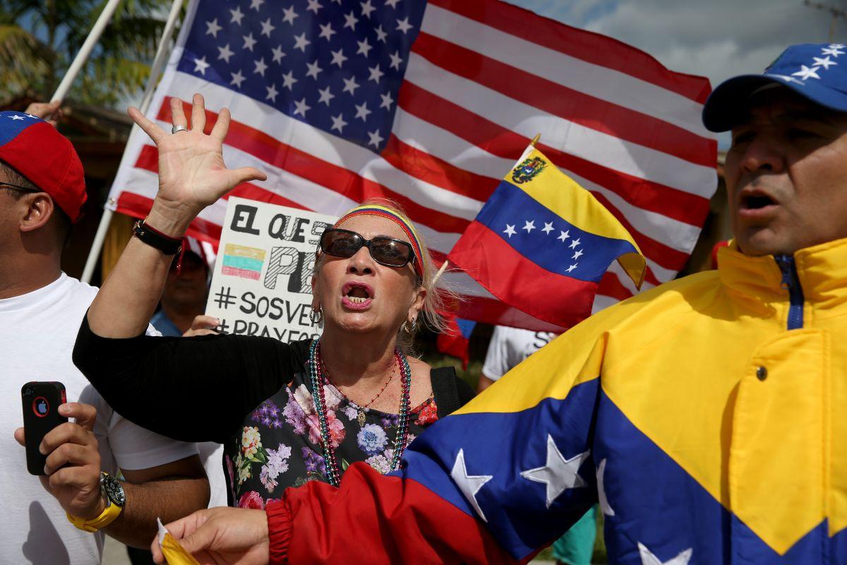 Venezolanos ocupan el quinto lugar en solicitudes de asilo en EEUU