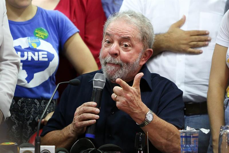 Luiz Ignacio Lula Da Silva, expresidente de Brasil.