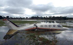 Accidente de avión militar en Ecuador deja 22 muertos