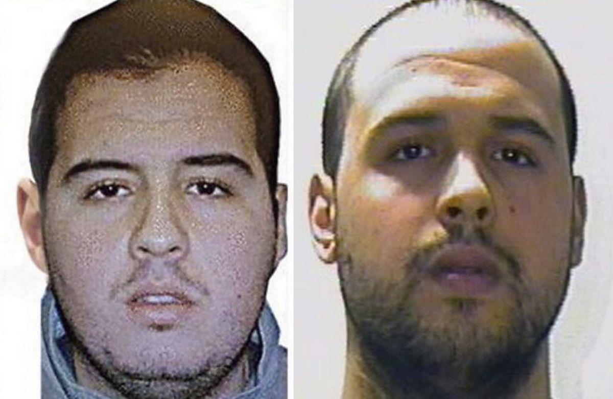 La Policía belga identifica a dos de los terroristas y busca a un tercero