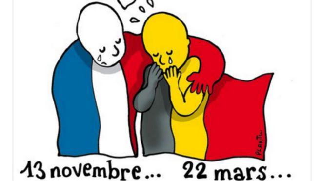 De París a Bruselas: cuáles son los vínculos entre ambos ataques terroristas