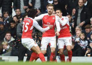 La maldición de Ramsey continúa: anota gol con el Arsenal y tres personalidades mueren