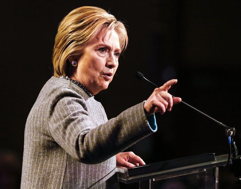 Hillary Clinton. Foto: EFE