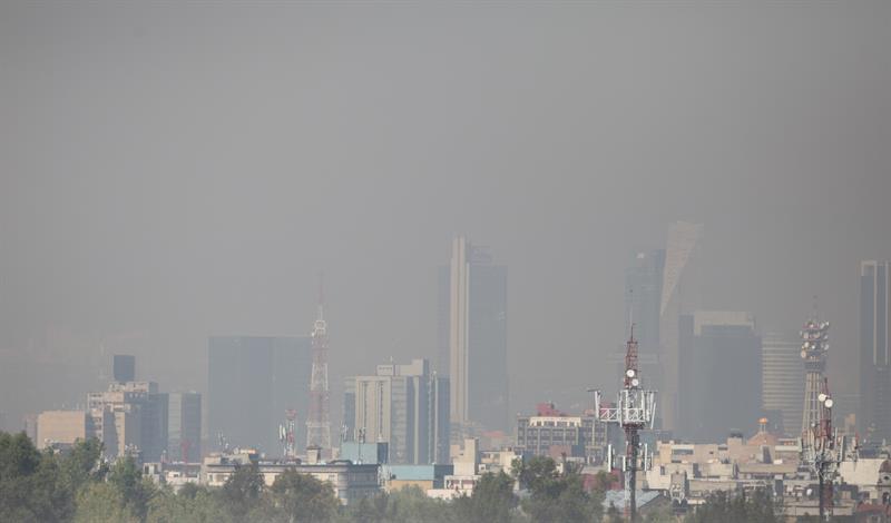 Declaran Contingencia ambiental tras 13 años en la Ciudad de México