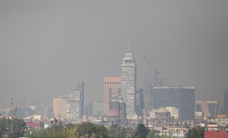 Se restringen medidas en el Valle de México contra la contaminación.