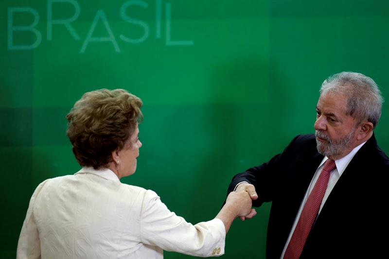 Polémica por nuevo nombramiento de Lula