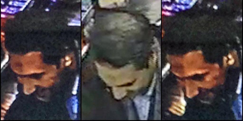 Fotografías facilitadas por la Policía Federal de Bélgica, que muestran a Soufiane Kayal, nombre falso que utiliza Najim Laachraoui.