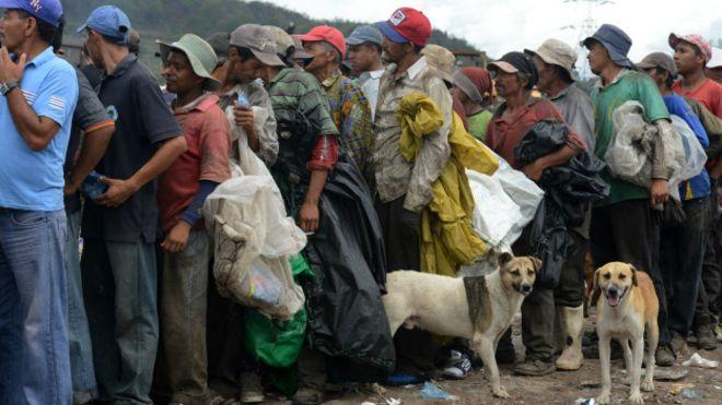 En Honduras, 64,5% de la población vive en situación de pobreza.