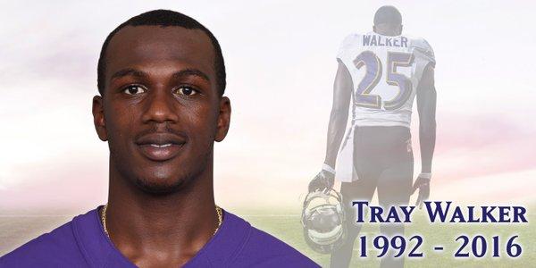 Falleció Tray Walker