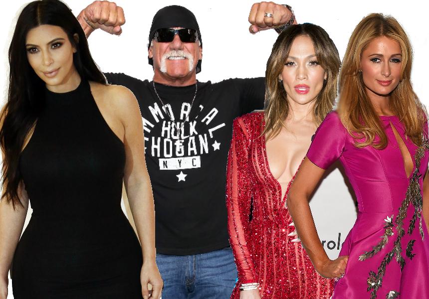 Estas celebrities han visto cómo su carrera peligraba o se disparaba gracias a la existencia de un video íntimo con sus ex parejas.